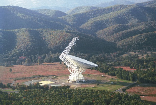 Green Bank Observatory, West Virginia